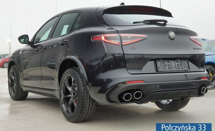 Alfa Romeo Stelvio Quadrifoglio  2.9 V6 510 KM AT8 Q4 | Akrapovič | 2021