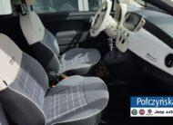Fiat 500 1,0 Hybrid 70 KM   Lounge   Pak.City  Biały Gelato  2021