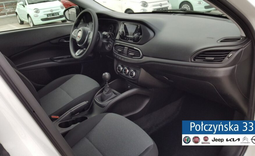 Fiat Tipo Sedan |1,4 95 KM | wersja Classic |Biały |2021