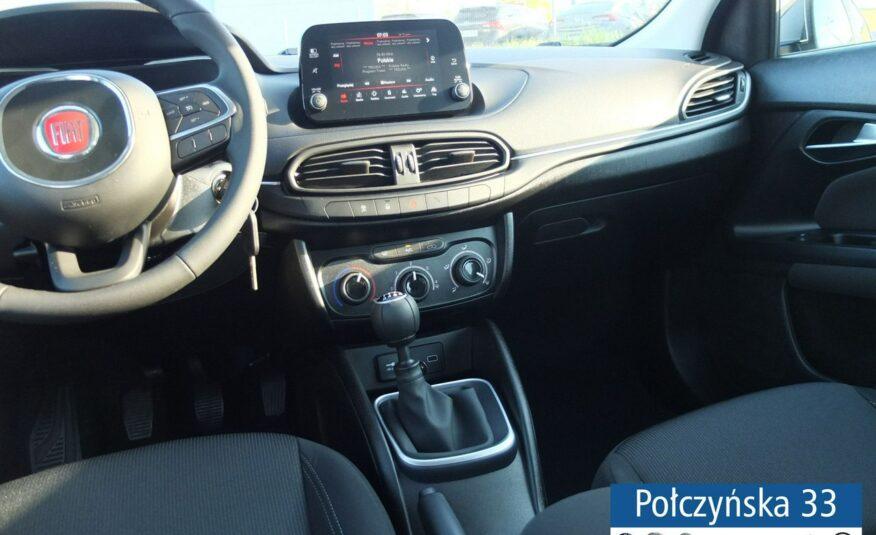 Fiat Tipo Kombi (SW) Mirror 1.4 95 KM  Biały Gelato Pakiet City